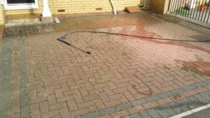 pressure washing bournemouth